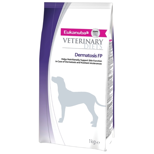 Eukanuba (1 кг) Veterinary Diets Dermatosis FP For Dogs Dry Лечебные корма