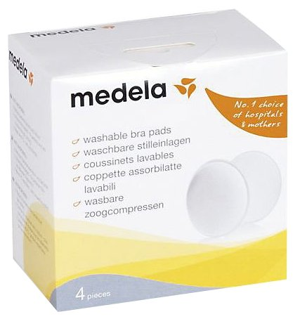 Medela Многоразовые прокладки для бюстгальтера
