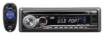 Автомагнитола JVC KD-G635