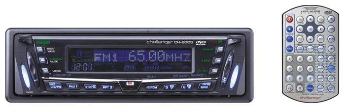 Автомагнитола Challenger CH-6005