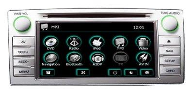 Автомагнитола FlyAudio 66096A01 Toyota Hilux