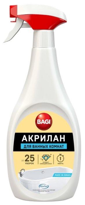 Bagi пена для уборки ванной Акрилан