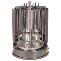 Шашлычница электрическая Kitfort KT-1404 1000Вт серебристый (KT-1404)