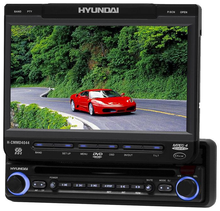 Автомагнитола Hyundai H-CMMD4044 (2007)
