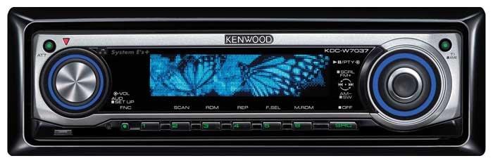 KENWOOD KDC-W7037