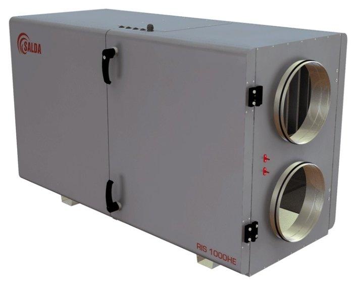 Вентиляционная установка Salda RIS 1500HE 3.0