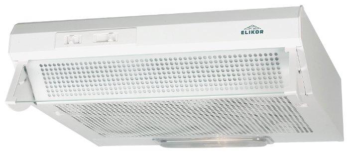Подвесная вытяжка ELIKOR Воздухоочистители Призма 50 белый