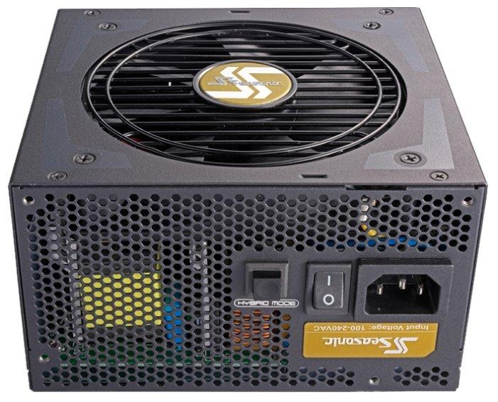Sea Sonic Electronics Блок питания Sea Sonic Electronics FOCUS Plus Gold 650W