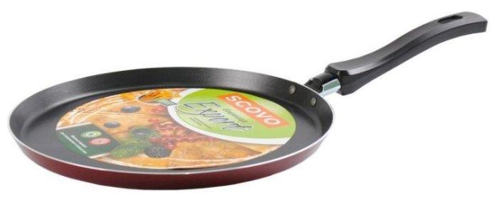 Сковорода блинная Scovo Expert СЭ-040 25 см