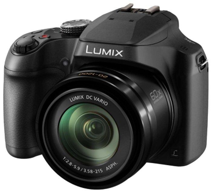 Panasonic Компактный фотоаппарат Panasonic Lumix DC-FZ82