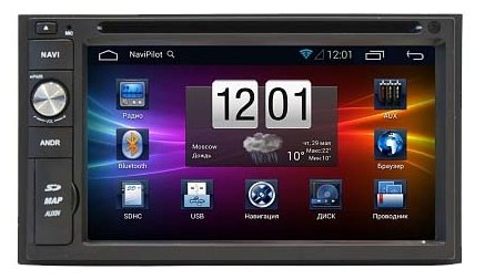 Navipilot DROID2 Ford Expedition 2003-2009