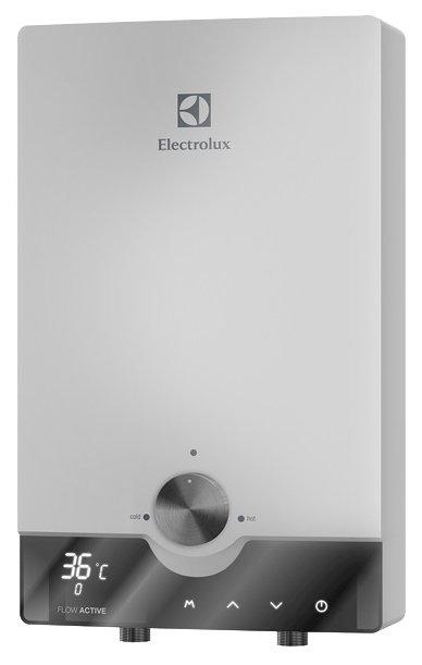 Проточный водонагреватель Electrolux NPX 8 Flow Active Водонагреватели