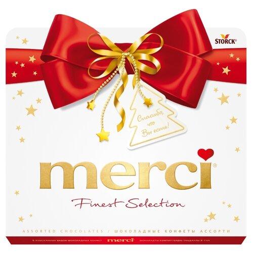 Фото - Набор конфет Merci Ассорти Подарок 200 г набор конфет merci ассорти 400 г