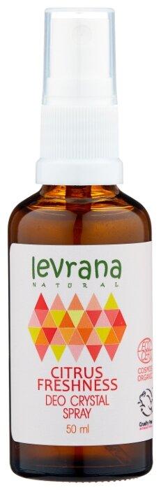 Купить Levrana дезодорант, спрей, Citrus Freshness, 50 мл по низкой цене с доставкой из Яндекс.Маркета