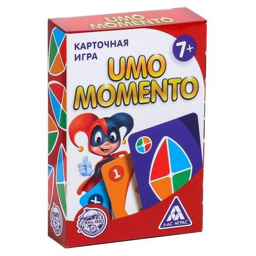 Купить Настольная игра Лас Играс Umo momento, Настольные игры