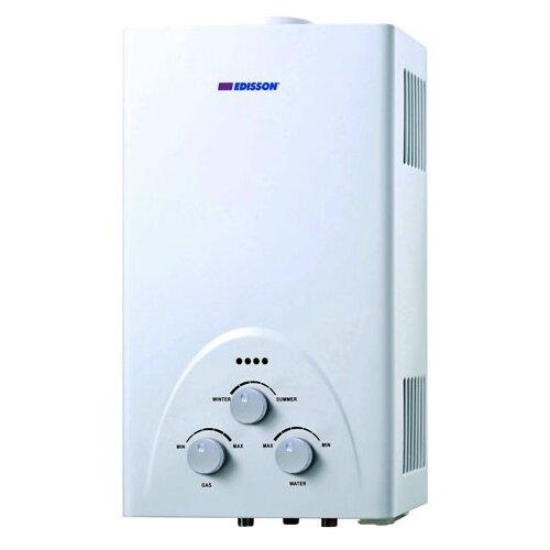 Проточный газовый водонагреватель Edisson Spark S 20
