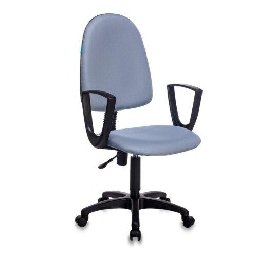 Компьютерное кресло Бюрократ CH-1300N офисное, обивка: текстиль, цвет: серый офисное кресло бюрократ ch 1300n
