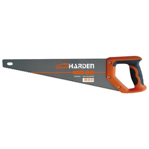 Ножовка по дереву Harden 631018 450 мм ножовка по дереву armero a531 450 450 мм