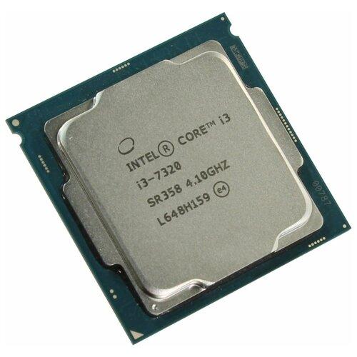 Процессор Intel Core i3-7320 OEM процессор intel core i3 8350k oem