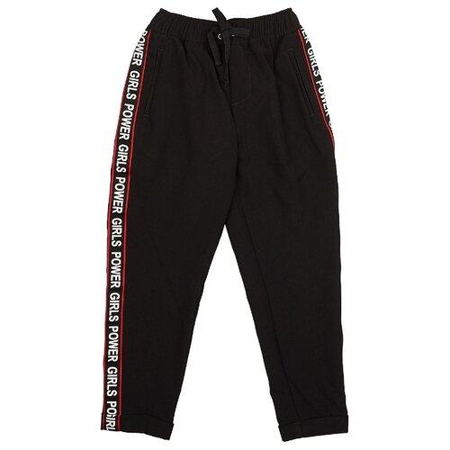 Спортивные брюки MODIS размер 134, черный брюки modis modis mo044ewvhr41