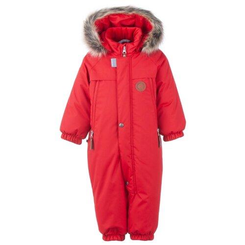 Купить Комбинезон KERRY RED K20408 размер 74, 00622 красный, Теплые комбинезоны