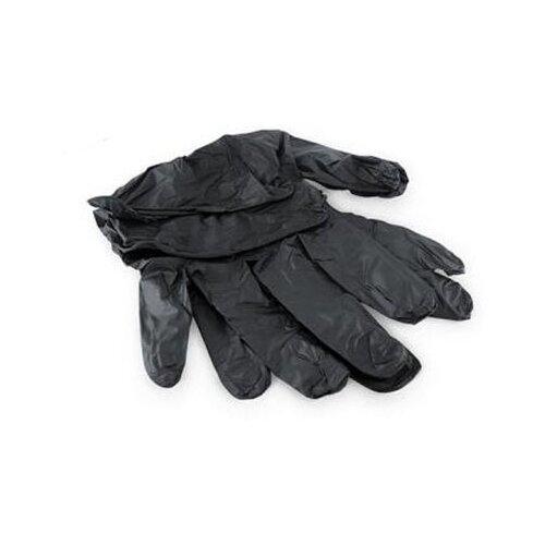 Фото - Перчатки Aviora Нитриловые, 50 пар, размер XL, цвет черный перчатки aviora нитриловые 50 пар размер s цвет черный