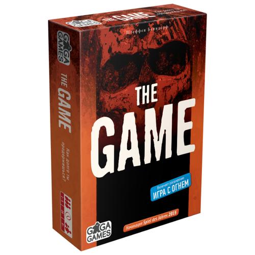 Фото - Настольная игра GAGA The Game настольная игра gaga алхимики