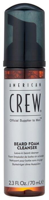 American Crew Очищающее средство для бороды Beard Foam Cleanser