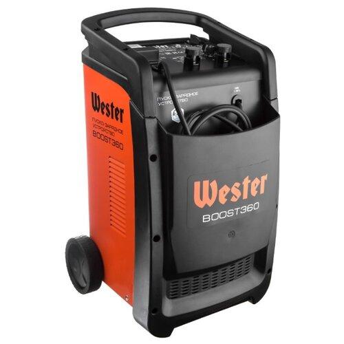 Пуско-зарядное устройство Wester BOOST360 оранжевый/черный