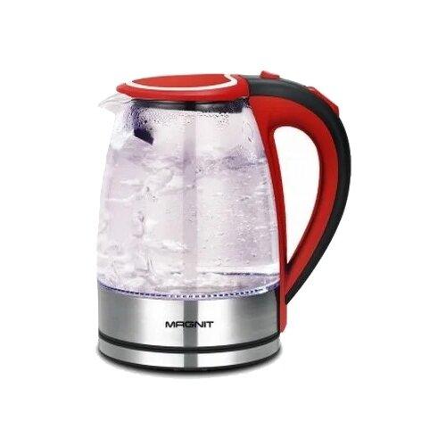 Чайник MAGNIT RMK-3702, красный