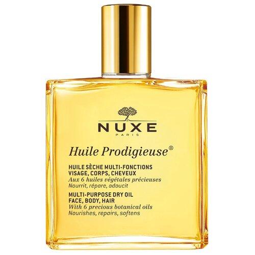 Купить Масло для тела Nuxe Сухое Huile Prodigieux Multi-usage Dry Oil, 100 мл