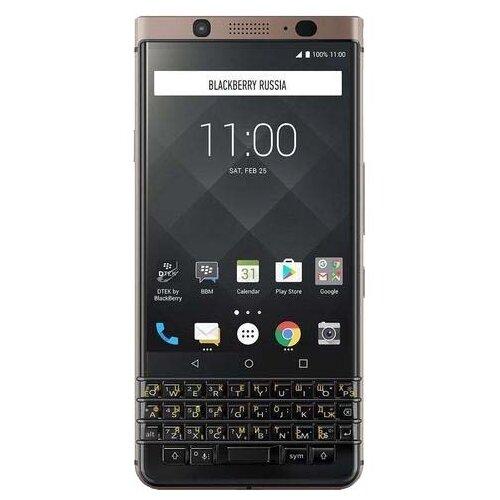 цена на Смартфон BlackBerry KEYone Bronze Edition Dual sim бронзовый (BBB100-5)