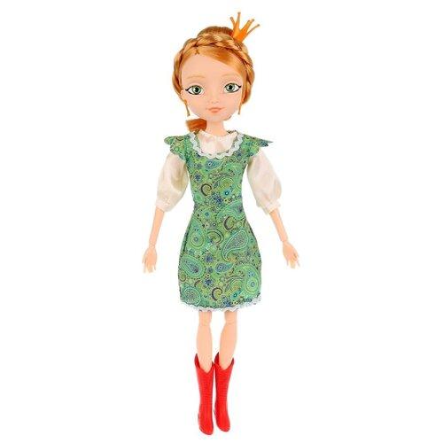 Купить Кукла Карапуз Царевны Василиса, 29 см, 5PR-VASILISA29-B, Куклы и пупсы
