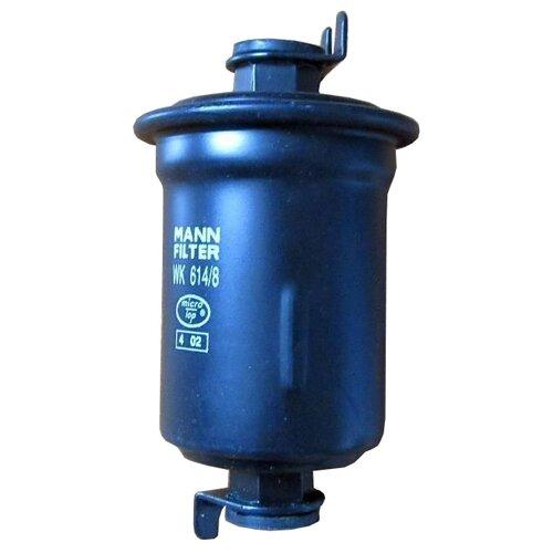 Топливный фильтр MANNFILTER WK614/8