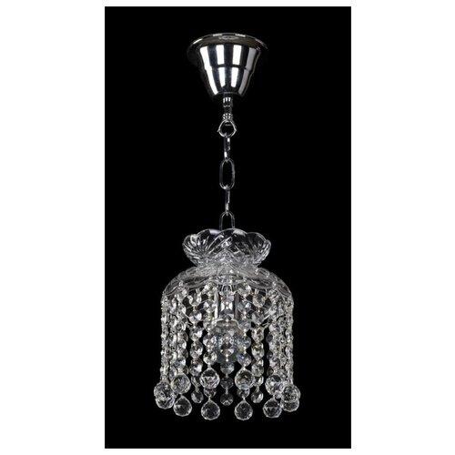 Люстра Bohemia Ivele Crystal 14781/15 Ni Balls, E14, 40 Вт потолочная люстра 2001 40 60 3500 ni