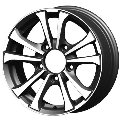 Колесный диск SKAD Тундра 6.5x16/5x139.7 D98.5 ET40 алмаз фото