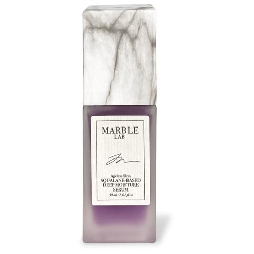 Купить Marble Lab Squalane-based Deep Moisture Serum Вечерняя сыворотка для лица для глубокого увлажнения с комплексом бакучиол + сквалан, 30 мл