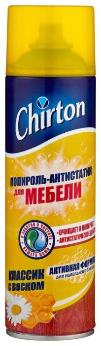 Chirton Полироль антистатик Классик с воском