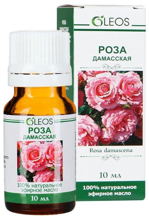 OLEOS эфирное масло Роза дамасская — купить по выгодной цене на Яндекс.Маркете