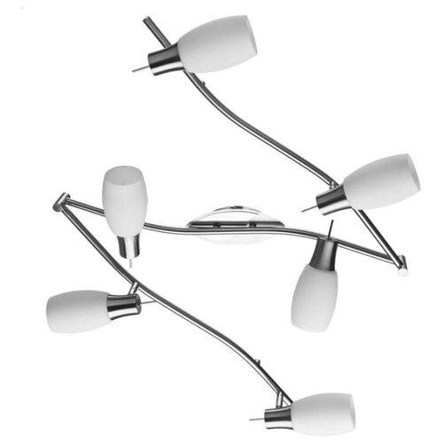 Светильник Arte Lamp A4590PL-6SS, E14, 240 Вт трековая система arte lamp a4590pl 6ss