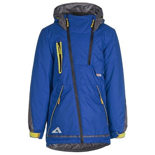 Куртка Oldos Блейд AAW191T1JK41 размер 134, синий комплект для мальчика jicco by oldos сэм куртка и полукомбинезон цвет синий салатовый 1j7su09 размер 134 9 лет