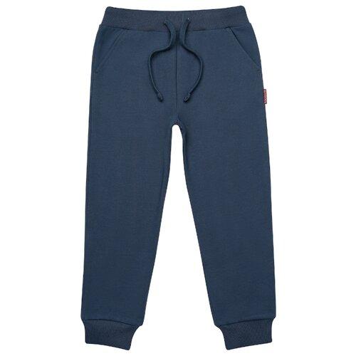 Купить Брюки Kogankids 232-326-42 размер 86, темно-серый, Брюки и шорты