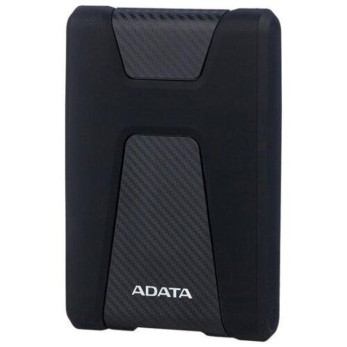 Фото - Внешний HDD ADATA DashDrive Durable HD650 USB 3.1 1 ТБ черный adata hd650 dashdrive durable 1tb 2 5 синий