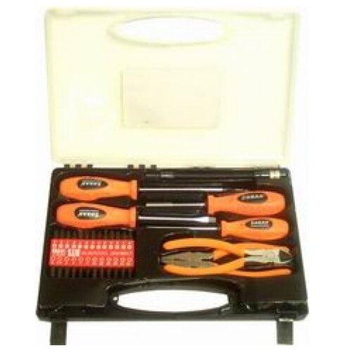 Набор инструментов SKRAB (32 предм.) 42410 оранжевый набор инструментов oasis jack 496807 оранжевый