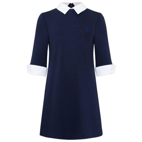Платье Смена размер 164/84, синий
