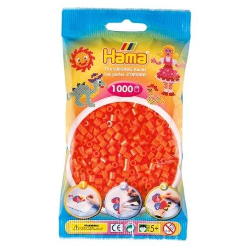 Hama Бусинки для термомозаики, оранжевые (207-04) velante 184 207 06