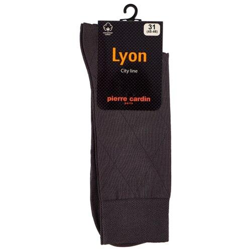 Носки Pierre Cardin City Line. Lyon, размер 45-46, темно-серый