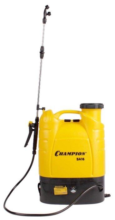 Аккумуляторный опрыскиватель CHAMPION SA16