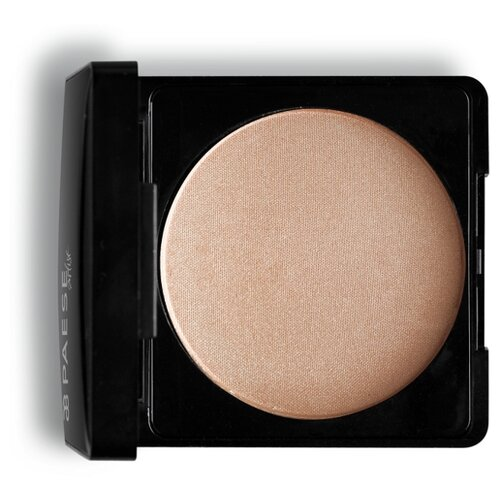 PAESE Пудра компактная Shimmer Pressed Powder 02 финишная пудра ultimate pressed powder 10 г l a girl powder
