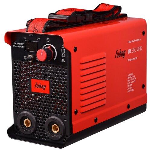 Сварочный аппарат Fubag IR 200 VRD 38900 (MMA) сварочный аппарат fubag ir 220 31404 mma